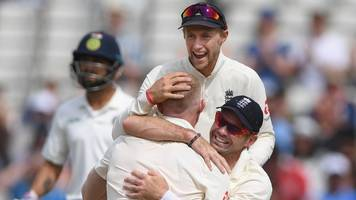 'a fabulous advert for test cricket' - england captain root after thrilling win over india