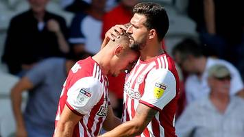 brentford 5-1 rotherham: newly-promoted millers thrashed on championship return
