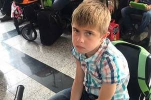 fury as jet2 tell boy, 10, in mobility scooter to 'prove disability'