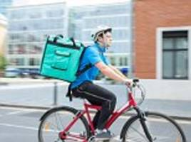 the takeaway war hots up as deliveroo launches a new delivery concept