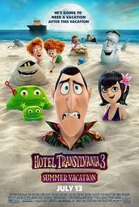 MOVIE REVIEW: Hotel Transylvania 3: Summer Vacation