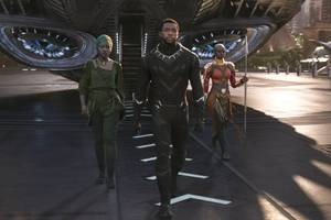 'black panther' becomes 3rd film ever to hit $700 million at domestic box office
