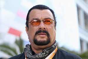 steven seagal named 'special representative' for russia's foreign ministry