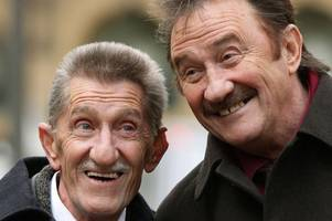 entertainer barry chuckle, of the chuckle brothers, dies aged 73