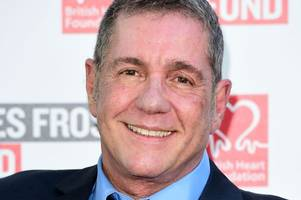 the heartbreaking place dale winton's ashes have been laid to rest