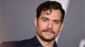 So What Was Really Up With Henry Cavill's Moustache?