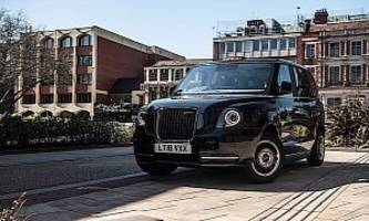 electric black cabs now available in scotland