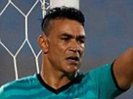 oldest ever world cup player essam el hadary retires from egyptian national team