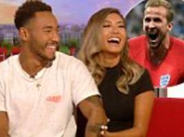 love island's josh says he would have left the villa to watch england
