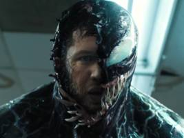 tom hardy based his 'venom' performance on 3 unlikely people, including woody allen — and he didn't tell sony