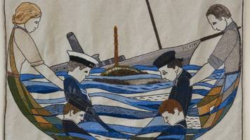 stornoway museum to display iolaire tapestry panel