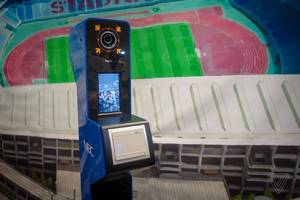 nec unveils facial recognition system for 2020 tokyo olympics