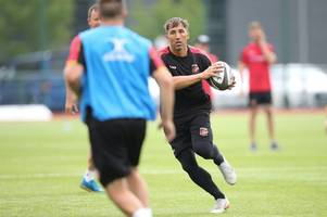 dragons' gavin henson reveals he's starting next season as a back-up but is still dreaming of 'the perfect game'