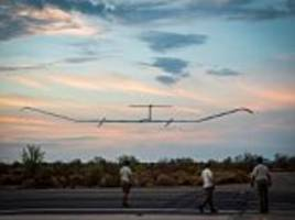 Airbus 'Zephyr' spy drone sets the record for longest continuous flight in Earth's atmosphere#source%3Dgooglier%2Ecom#https%3A%2F%2Fgooglier%2Ecom%2Fpage%2F%2F10000