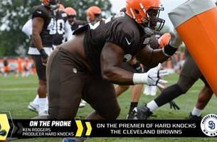 the producer of hard knocks talks cleveland browns