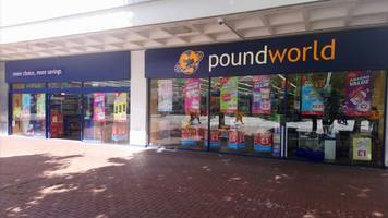 poundworld: defunct firm's slough store infested with mice