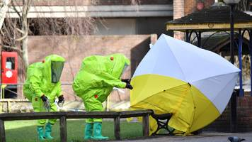 skripal attack: us to sanction russia over nerve agent poisoning