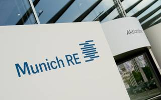 insurer munich re on track in spite of colombian power station claims