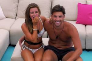 odds on love island's jack and dani entering celebrity big brother slashed