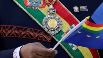 Presidential regalia stolen from car in Bolivia#source%3Dgooglier%2Ecom#https%3A%2F%2Fgooglier%2Ecom%2Fpage%2F%2F10000