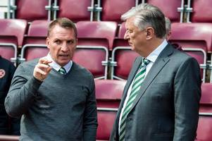 keith jackson's take on celtic, brendan rodgers and the transfer window pain