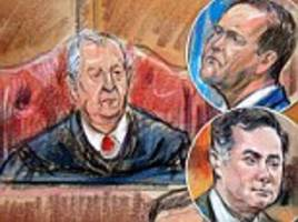 manafort trial judge slams prosecutors for taking too long as rick gates is accused of four affairs