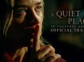 horror hit movie a quiet place helps boost profit at viacom as it rakes in £250m
