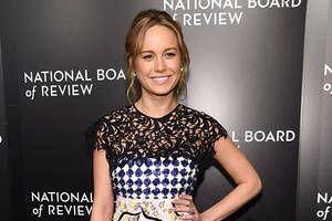brie larson to join michael b. jordan, jamie foxx in 'just mercy'