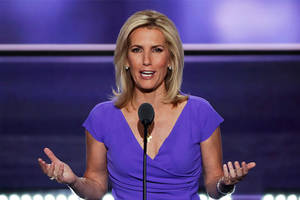 laura ingraham blasted for rant about 'demographic changes' that 'most of us don't like'