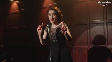 'marvelous mrs. maisel': amazon releases first look at season 2 of rachel brosnahan comedy (video)