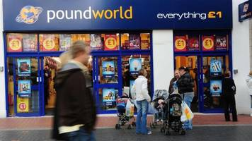 poundworld brand could be resurrected