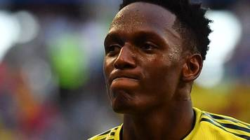 transfer deadline day: everton signing yerry mina's three world cup goals