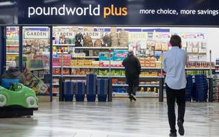 irish retail family agrees last-minute rescue for some poundworld stores