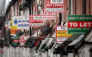 record low signs of distress in british mortgage market