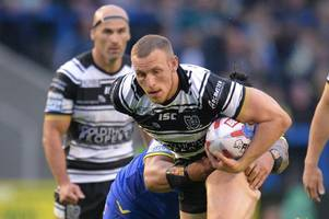 dean hadley offers fitness update as he aims for hull fc return