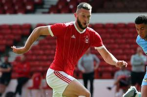striker gerry mcdonagh 'delighted' to join barnsley after leaving nottingham forest
