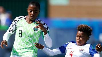 Under-20 Women's World Cup: Nigeria beat Haiti to kick-start campaign#source%3Dgooglier%2Ecom#https%3A%2F%2Fgooglier%2Ecom%2Fpage%2F%2F10000