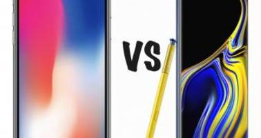 apple's iphone x beats samsung's brand new galaxy note 9 in benchmarks