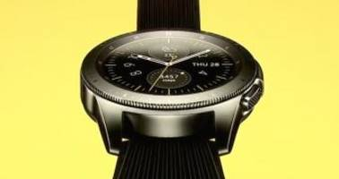Samsung Announces New Galaxy Watch Smartwatch, Teases Galaxy Home Smart Speaker