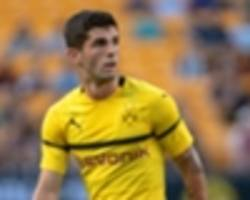 pulisic, mckennie and weah headline growing crop of americans playing abroad