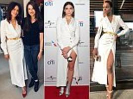 designer alessandra rich brings out new white dress