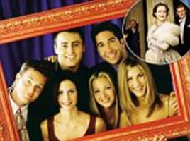 friends is the most popular show across all streaming platforms in the uk