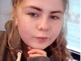 police hunt for missing teen, 14, who has not been seen for five days