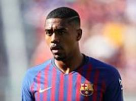 malcom's agent reveals reasons behind winger's move to barcelona after roma u-turn
