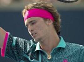 'the match was absolutely pathetic': furious alexander zverev launches attack on stefanos tsitsipas