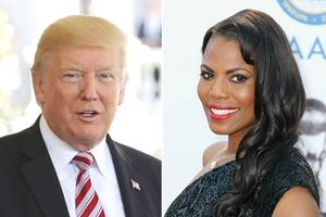 Omarosa Says Trump Camp Offered Her Hush Money to Keep Quiet (She Wrote Tell-All Instead)