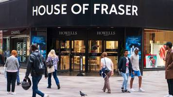 House of Fraser: Five things that went wrong