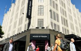 house of fraser - what went wrong?