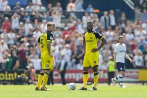 kyle mcfadzean has ambition to get burton albion back into the championship
