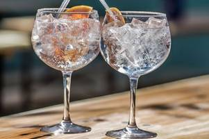 wetherspoons is having an 11-day gin festival at these 16 birmingham pubs